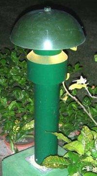 Garden Light With Speakers