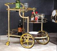 Golden Bar Trolley
