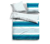 Tom Tailor Abstract Design Cotton Double Bedsheet