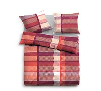 Tom Tailor Trendy Design Cotton Double Bed Sheet