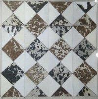 Designer Leather Carpet