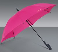 Esprit Long Handle Long Pink Umbrella
