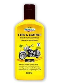 Tyre And Leather Cleaner