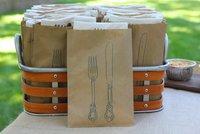 Merchandise Kraft Paper Bags