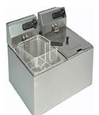 Double Tank - Fryers And Pasta Boiler