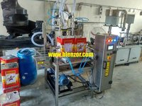 Automatic 2 Head Cooking Oil 15kg Tin Filling Machine
