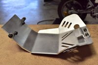 Royal Enfield Skid Plate