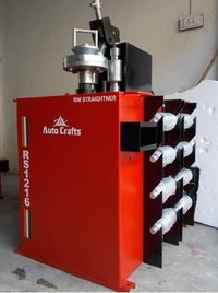 Garage Equipment - Steel Wheel Rim Straightening Machine