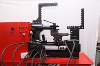 Garage Equipment- Wheel Rim Straightener