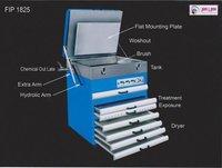 Flexo Label Plate Making Machine