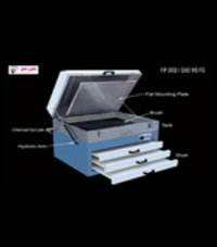 Flexo Photopolymer Plate Making Machine With Washer And Dryer