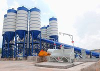 South Ycrp40 Mobile Zero-Emission Wet Concrete Recycling System