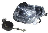 Head Light Assy W/Bulb & Holder