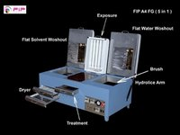 Modern Flexo Batch Coding Plate Making Machines