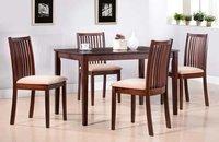 4 Seater Teak Wood Dining Table