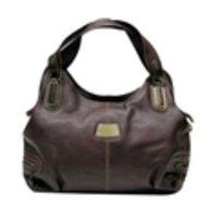 Leather Hand Painted Designer Bag