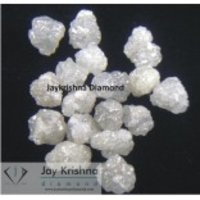 5.00 Ct 4.0-5.0 Mm Lot Natural Real Conflict Free White Color Uncut Raw Rough Loose Diamonds