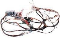 Industrial Oven High Temp Custom Wire Harness With Relays