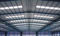 Industrial Roof Fabrication Service