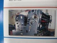 Used Label Printing Machine