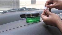 Gel Car Perfume