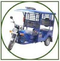 Eco Friendly Electric Rickshaw