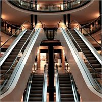 Commercial Mall Escalators