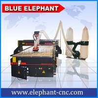 Cnc Wood Carving Machine For Door And Chair