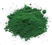Green Chrome Oxide Pigments