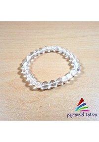 Clear Quartz Crystle Beads Bracelet