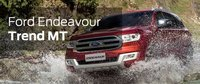 Ford Endeavour Suv Car