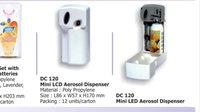 LCD Aerosol Dispensers