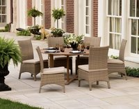 Outdoor Bamboo Chairs