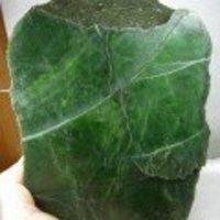 Green Jade Raw Stones