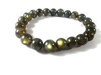 Labradorite Beads Bracelet