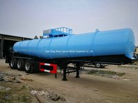 Sulfuric Acid Tank Semi Trailer