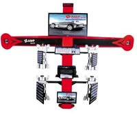 3d Wheel Alignment For Car And Lcv