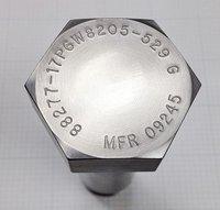 Metal Dies Engraving