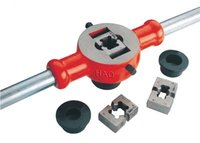 HAO-156-Pipe Die Set With Pipe Handle Threading Dies And Bush