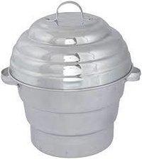 Aluminium Dhokla Pots