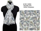 Polyester Printed Long Stoles