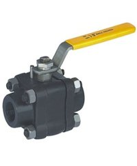 Forged Steel Ball Valve in Hubli