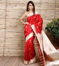 Sambalpuri Party Wear Designer Silk Saree