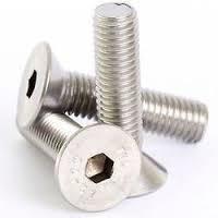 Stainless Steel Csk Allen Bolts