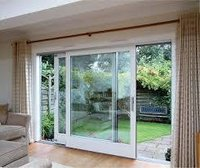 Upvc French Sliding Window And Glass Door