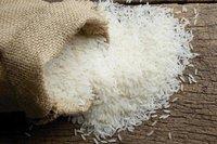 Pure White Organic Rice