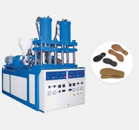 Pvc Sole Moulding Machine