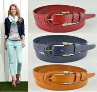 Casual Ladies Leather Belts