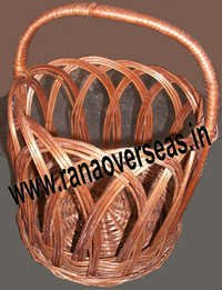 Decorative Hanging Bamboo Baskets