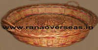 Designer Traditional Bamboo Basket